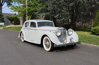 1947 Jaguar MK IV 3.5 Litre Saloon