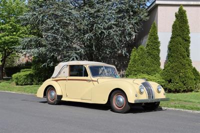 1951 AC 2-Litre Drophead
