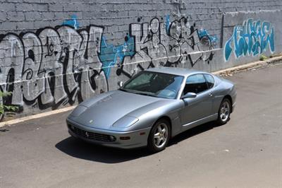 2001 Ferrari 456 GTA