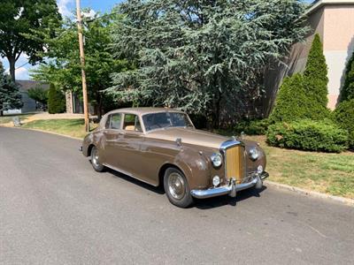 1958 Bentley S1 Saloon