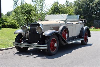 1929 Cadillac 1183