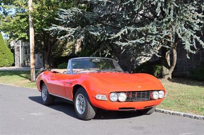 1967 Fiat Dino 2.0 Spider