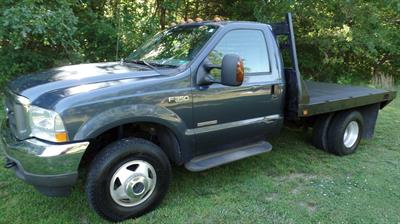 2004 Ford Super Duty F-350 DRW XLT