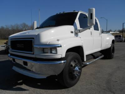 2005 GMC C 5500 Monroe Conversion