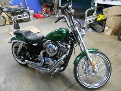 2013 Harley Davidson 72