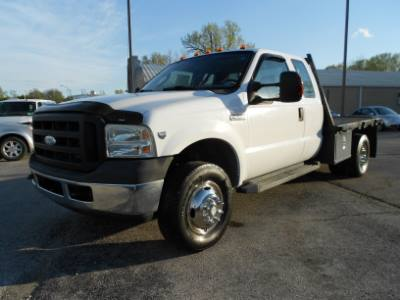 2007 Ford Super Duty F-350 DRW XLT