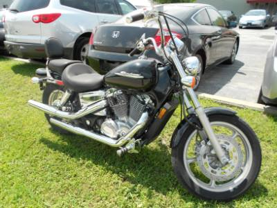 2007 Honda VT1100C SHADOW SPIRIT