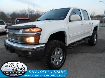 2011 Chevrolet Colorado LT w/2LT