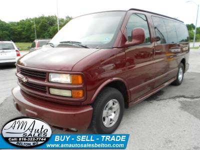 2001 Chevrolet Express Van LT
