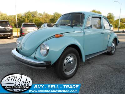 1974 VOLKSWAGON SUPER BEETLE