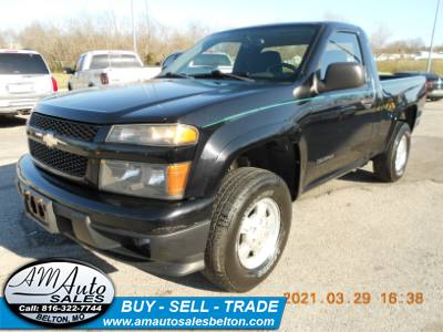 2005 Chevrolet Colorado LS Z85