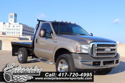 2005 Ford Super Duty F-350 SRW XLT