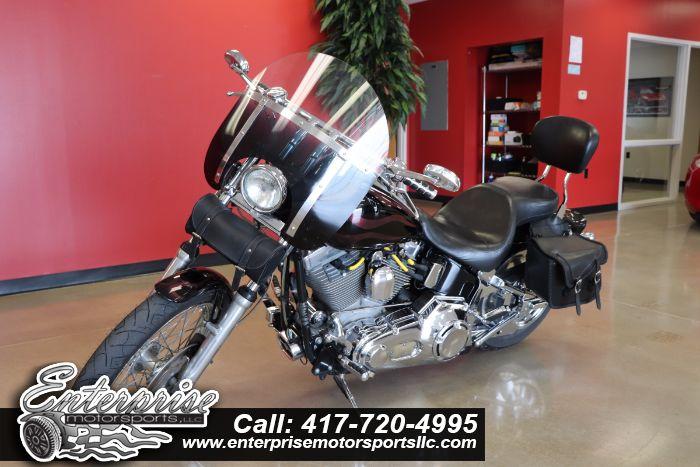 2002 Harley-Davidson FXST Softtail