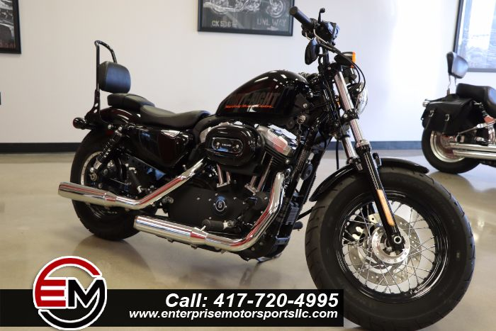 2012 Harley-Davidson XL1200 Sportster Forty-Eight