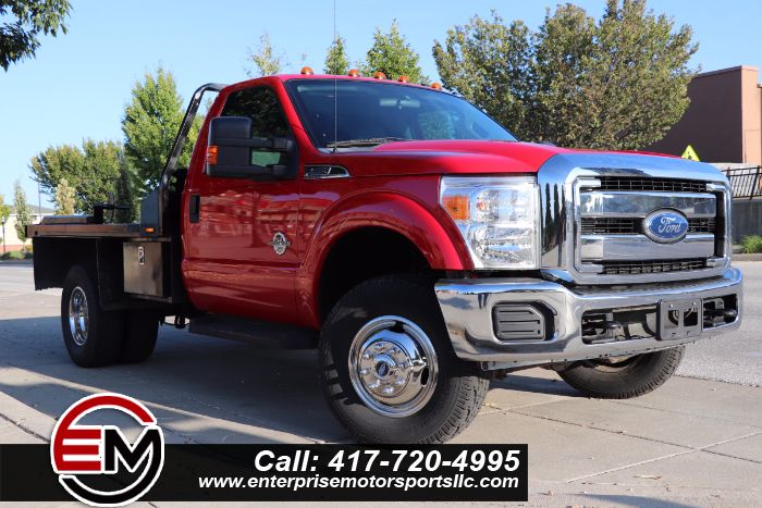 2012 Ford Super Duty F-350 DRW XLT