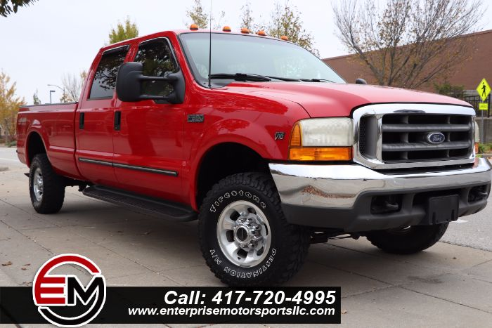 1999 Ford Super Duty F-350 SRW Lariat