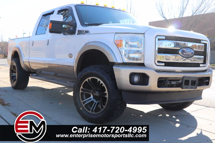 2014 Ford Super Duty F-250 SRW King Ranch