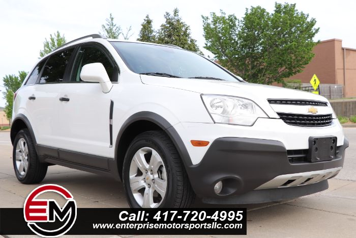 2014 Chevrolet Captiva Sport Fleet Sport 2LS