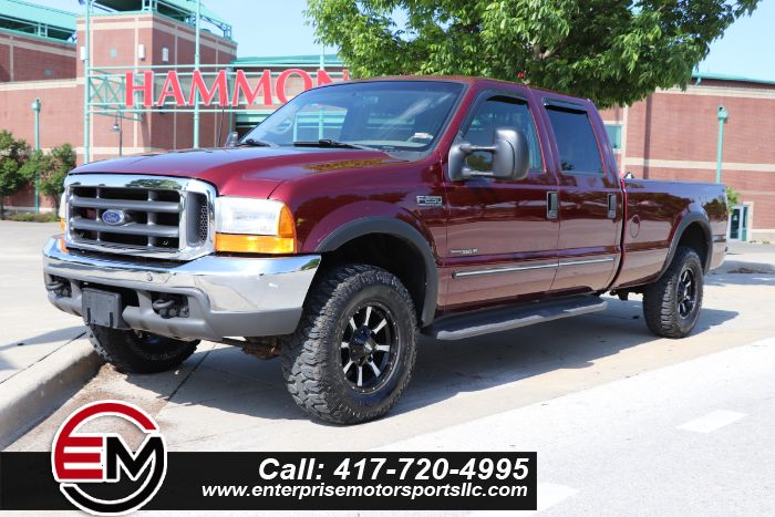 2000 Ford Super Duty F-250 Lariat
