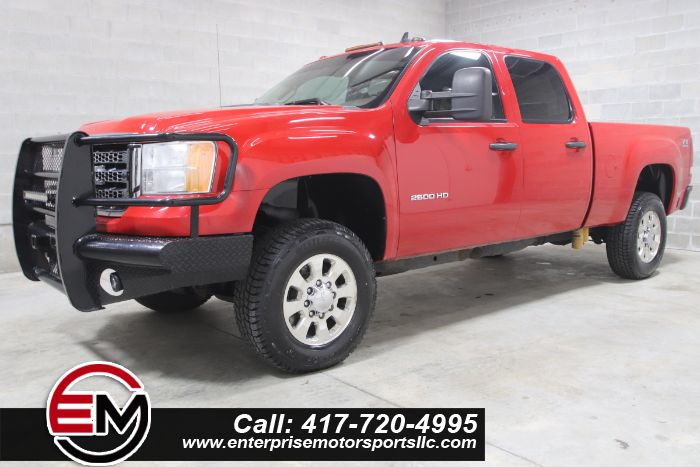 2014 GMC Sierra 2500HD SLE