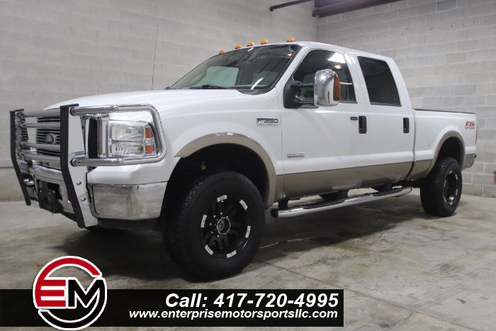 2007 Ford Super Duty F-350 SRW Lariat