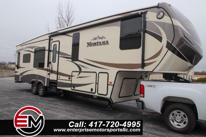2015 Montana 3610RL