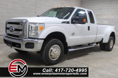 2011 Ford Super Duty F-350 DRW XLT