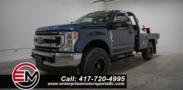 2020 Ford Super Duty F-350 SRW STX