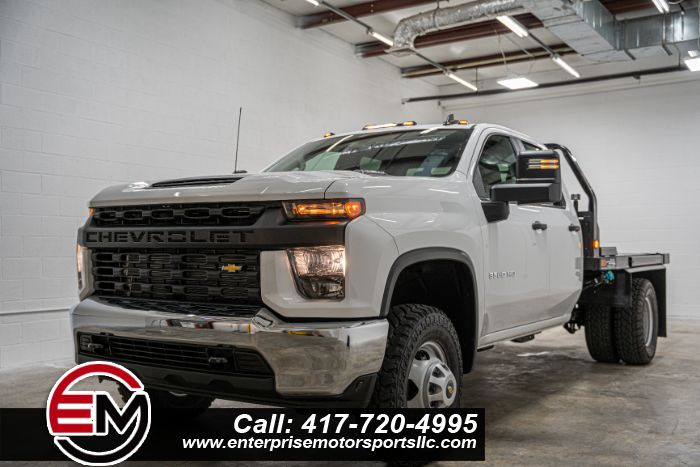 2020 Chevrolet Silverado 3500HD Work Truck