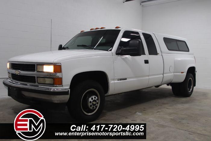1998 Chevrolet C/K 3500 Silverado