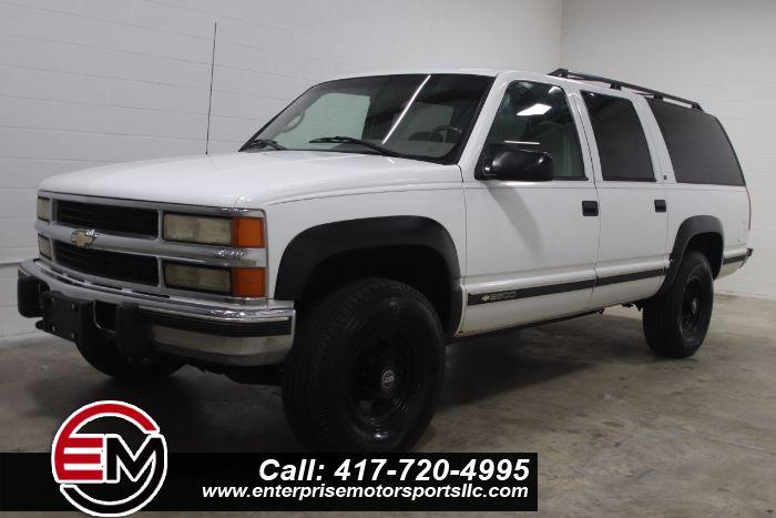 1996 Chevrolet Suburban LT