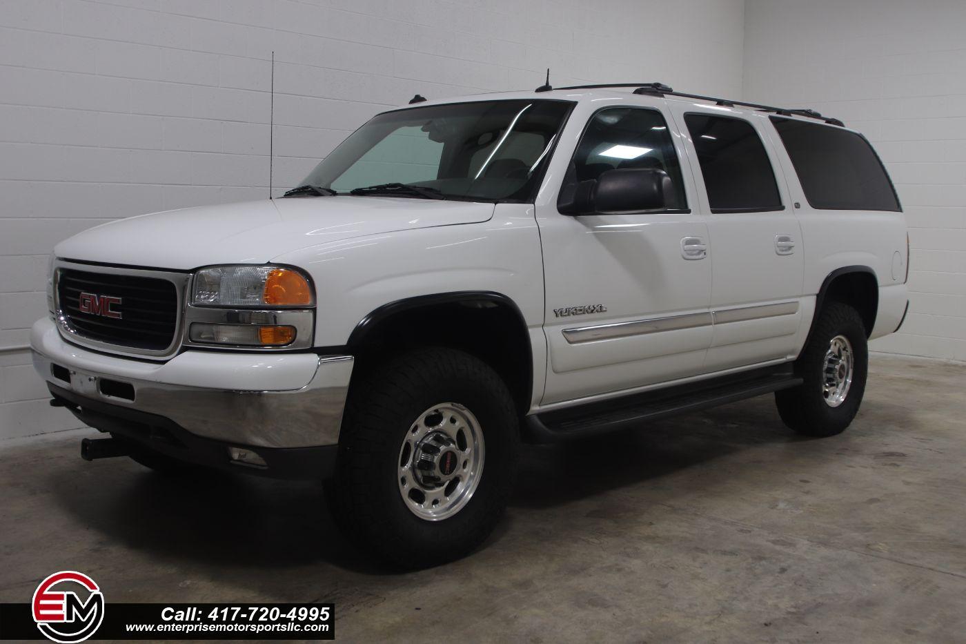 2003 GMC Yukon XL 2500 SLT