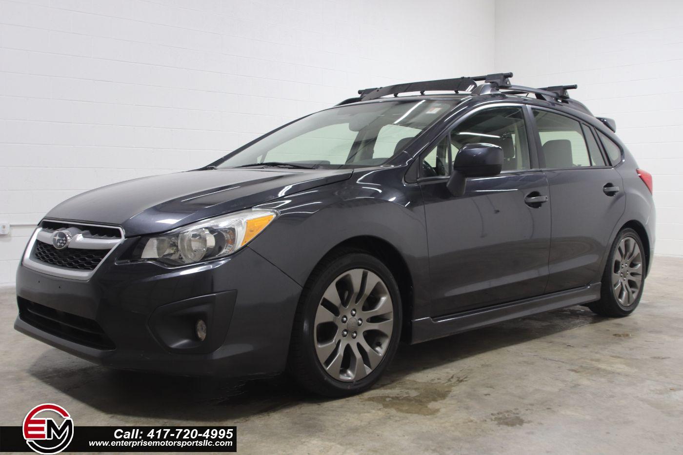 2014 Subaru Impreza Wagon 2.0i Sport Limited