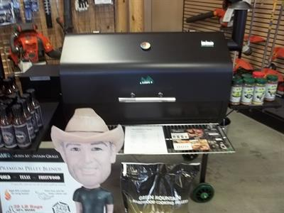 NEW Green Mountain Grills Davy Crocket, Daniel Boone Prime & Jim Bowie Prime