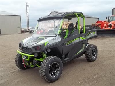 NEW TEXTRON HAVOC