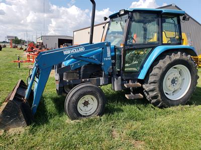 USED Ford New Holland 6635