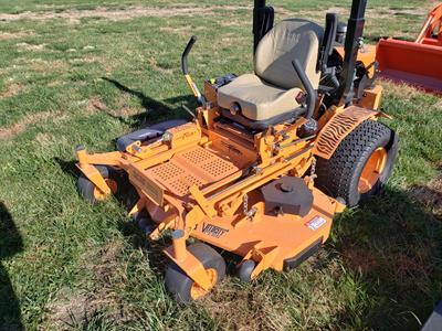 NEW Scag Zero Turn Mower Turf Tiger