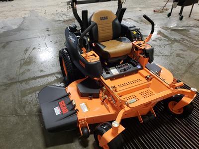 NEW Scag Zero Turn Mower Patriot