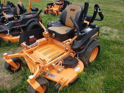 NEW Scag Zero Turn Mower Tiger Cat 2