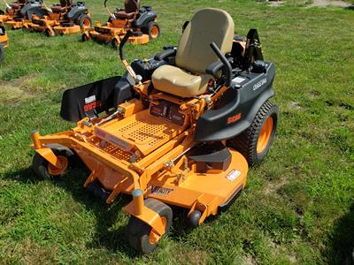 NEW Scag Zero Turn Mower Cheetah