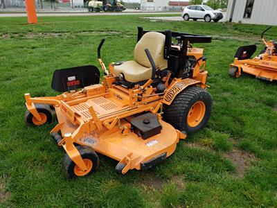 NEW Scag Zero Turn Mower Turf Tiger II