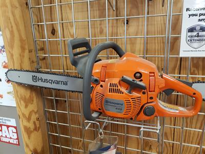 NEW Husqvarna 445 Chainsaw