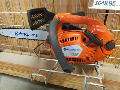NEW Husqvarna T435 Chainsaw