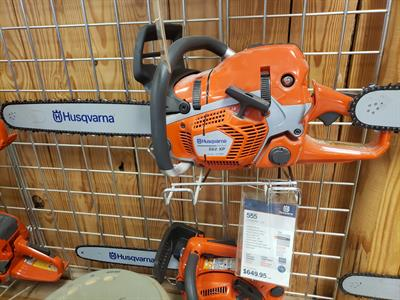 NEW Husqvarna 562xp Chainsaw