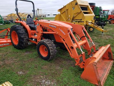 USED Kubota MX5200