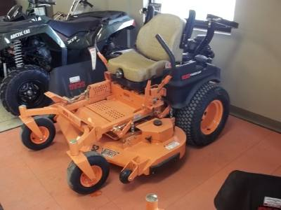2016 Scag Zero Turn Mower Tiger Cat