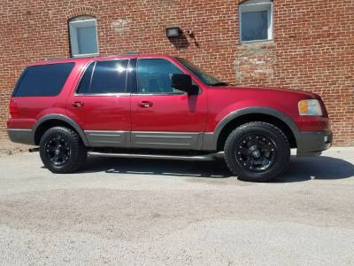 2004 Ford Expedition Special Service