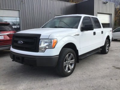 2014 Ford F-150 4X4 V-8