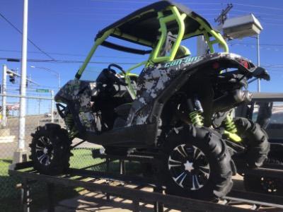 2015 Can Am Maverick XMR 1000R