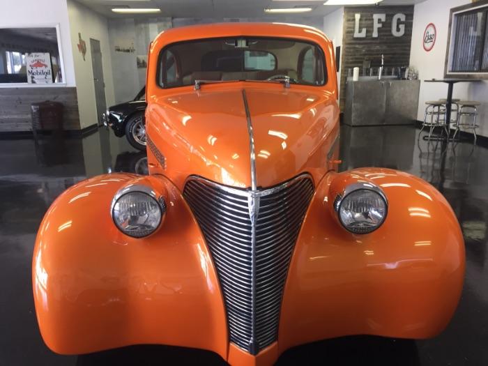 1939 Chevrolet Sedan